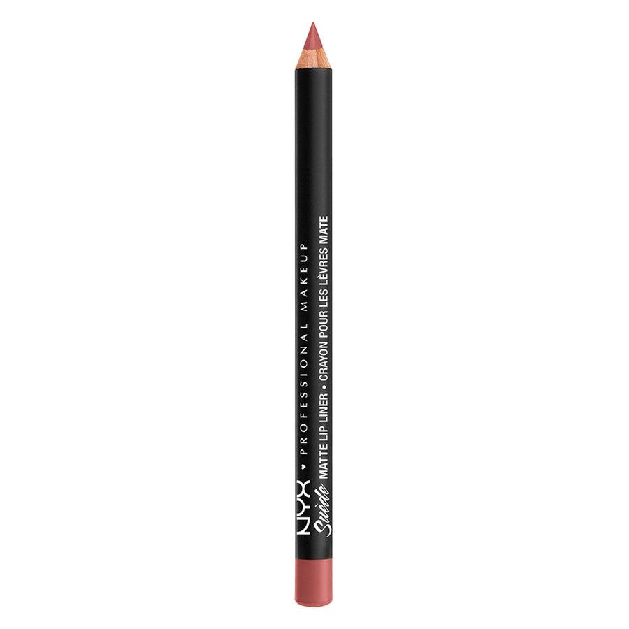 NYX Professional Makeup Suede Matte Lip Liner Brunch Me 3,8g