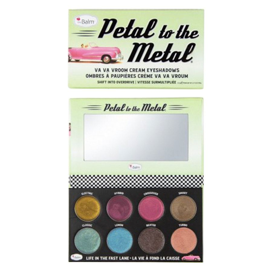 TheBalm Petal To The Metal® Shift Into Overdrive 1,5g