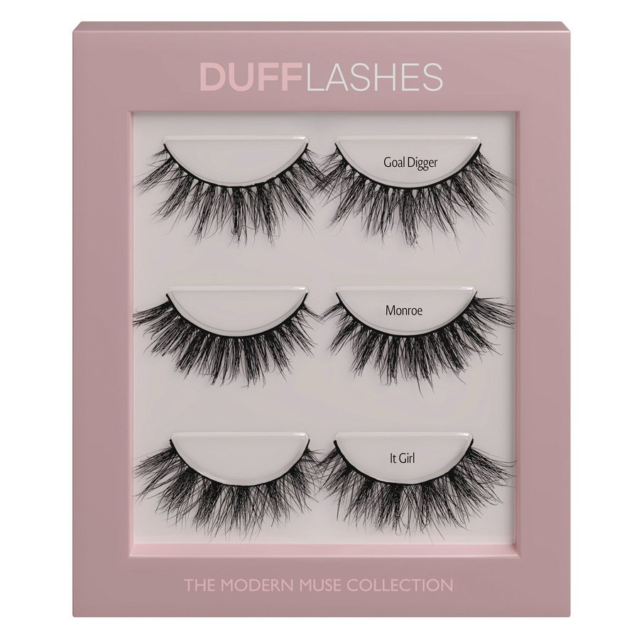 DUFFBeauty The Modern Muse Collection 3pair