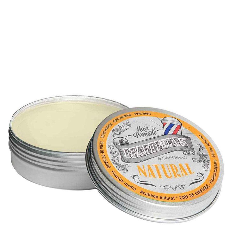 Beardburys Natural Hair Pomade Wax 100ml