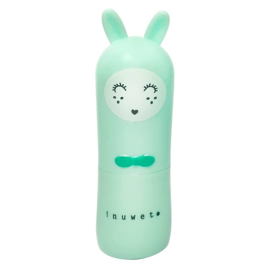 Inuwet Lips In Bunny Lipbalm Aqua Eple 3,5g