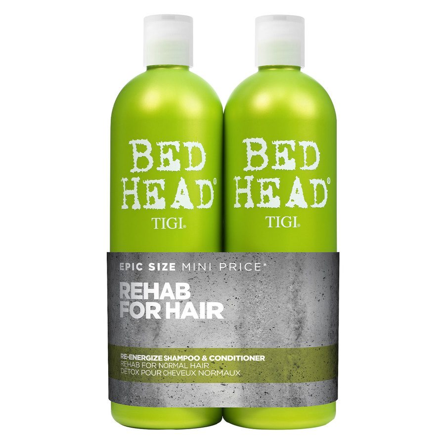 Tigi Bedhead Urban Antidotes Re-Energize Shampoo & Conditioner 2 x 750ml