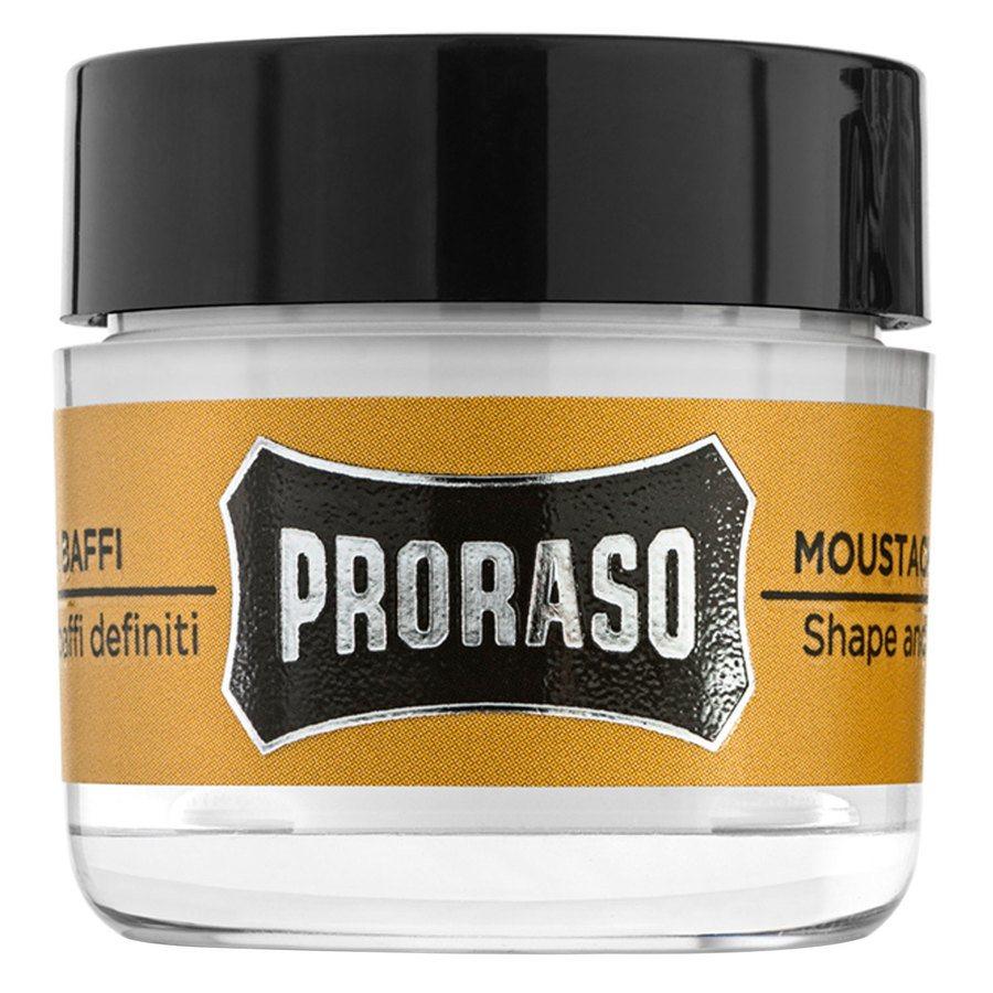 Proraso Mustache Wax 15ml
