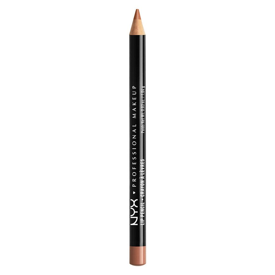 NYX Professional Makeup Slim Lip Pencil Soft Brown 1g