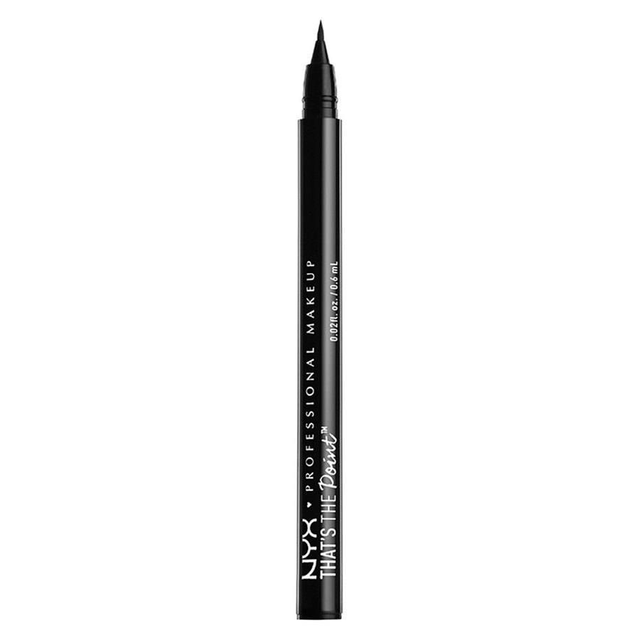 NYX Professional Makeup Thats The Point Eyeliner Hella Fine 0,6ml
