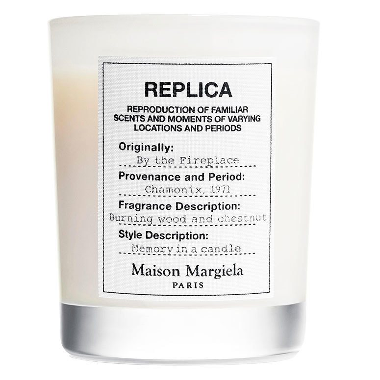 Maison Margiela Replica By The Fireplace Candle 165g