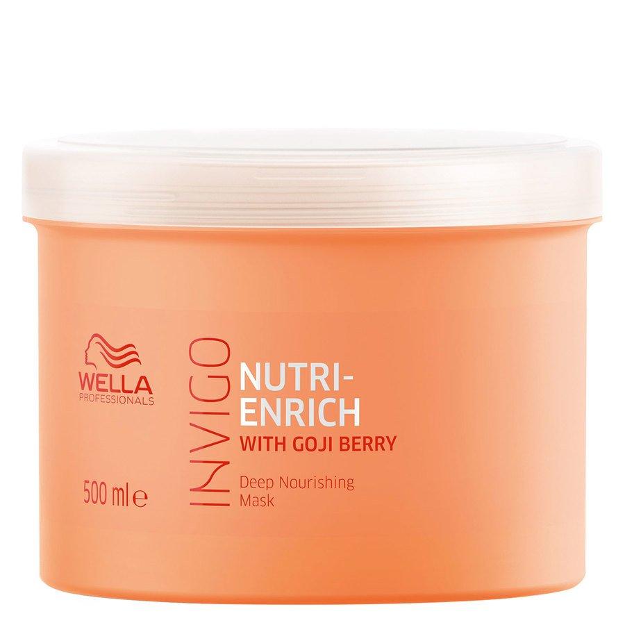 Wella Professionals Invigo Nutri-Enrich Deep Nourishing Mask 500ml