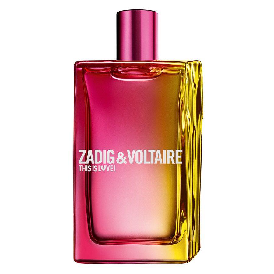 Zadig & Voltaire This Is Love Pour Elle Eau De Parfum 100ml