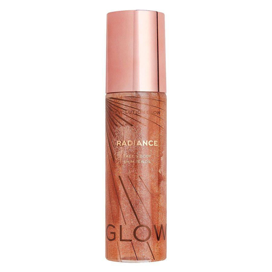 Makeup Revolution Radiance ShimmerOil Gold 100ml