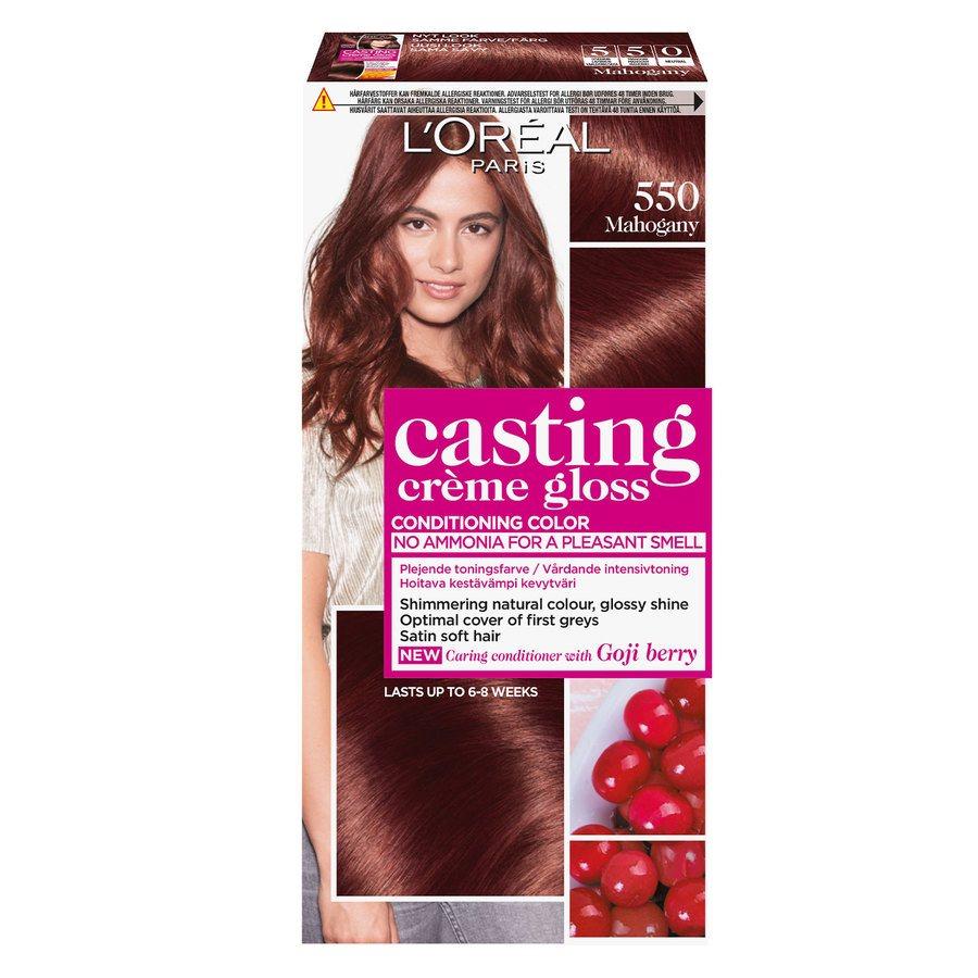 L'Oréal Paris Casting Creme Gloss 550 Mahogni