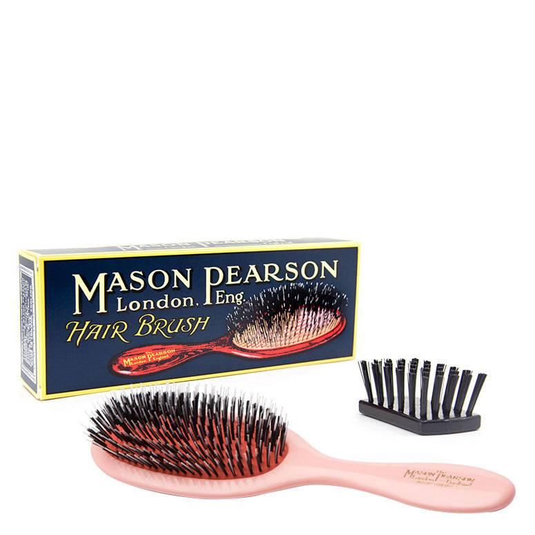 Mason Pearson Handy Bristle & Nylon Pink