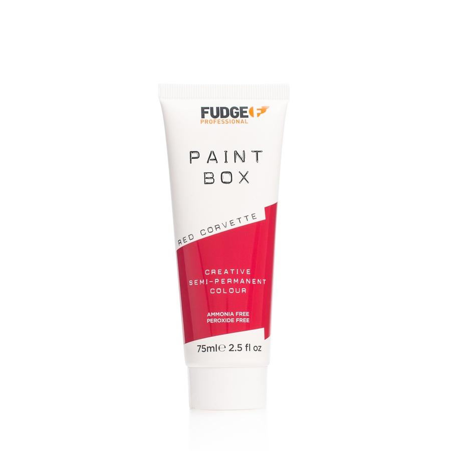 Fudge Paintbox Tubes Red Corvette 75ml