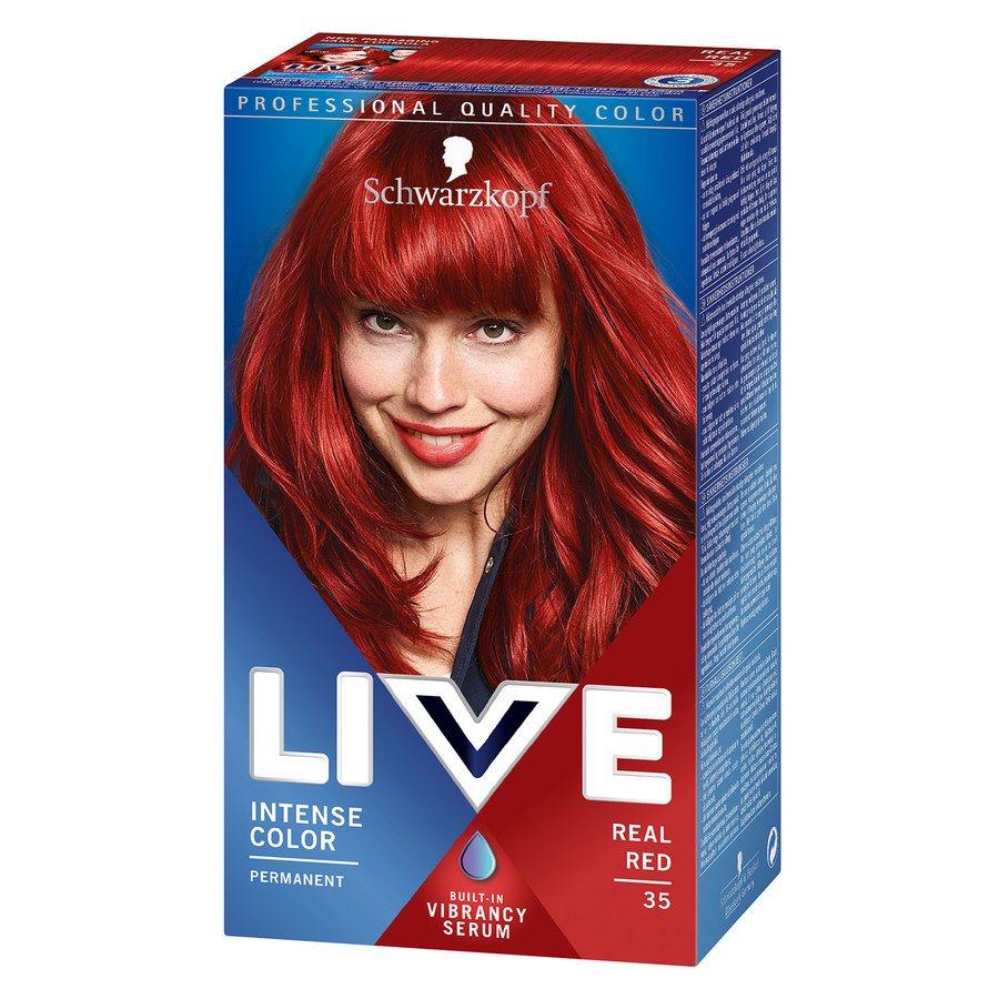 Schwarzkopf Live XXL #35 Real Red