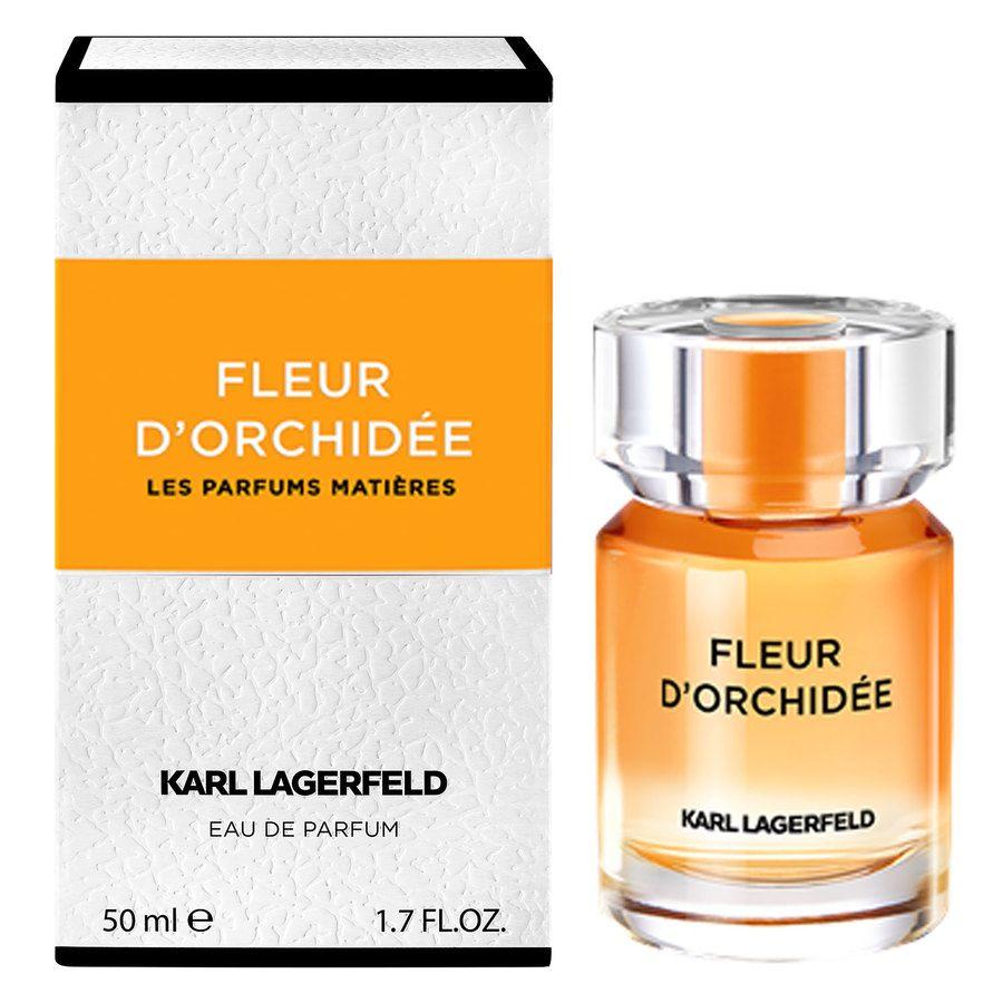 Karl Lagerfeld Fleur D'Orchidèe Eau De Parfum 50ml