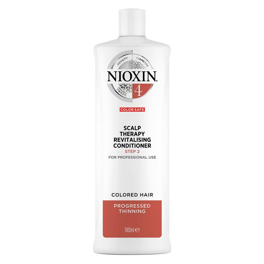 Nioxin System 4 Scalp Therapy Revitalizing Conditioner 1000ml