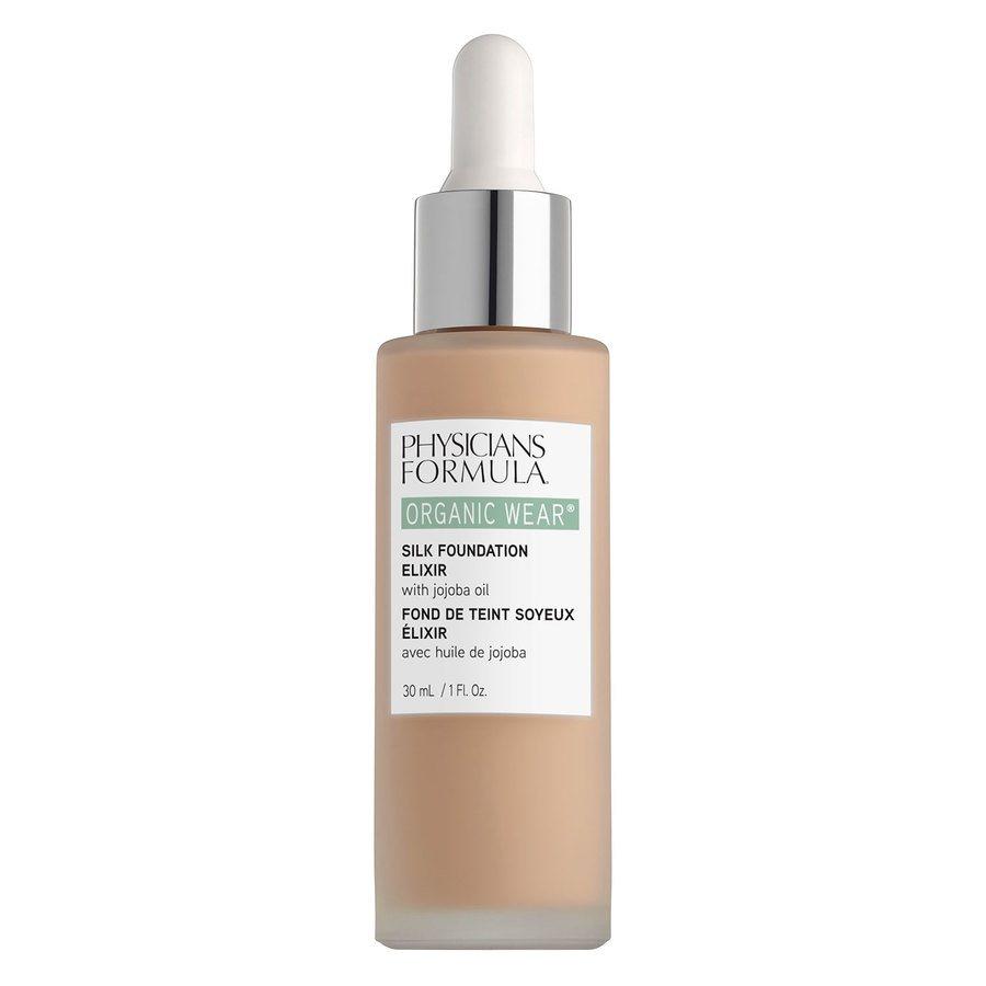 Physicians Formula Organic Wear®Silk Foundation Elixir 02 Fair-To-Light 30ml