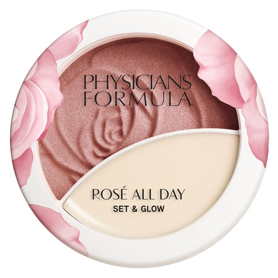Physicians Formula Rosé All Day Set & Glow Powder Brigtening Rose 10,2g