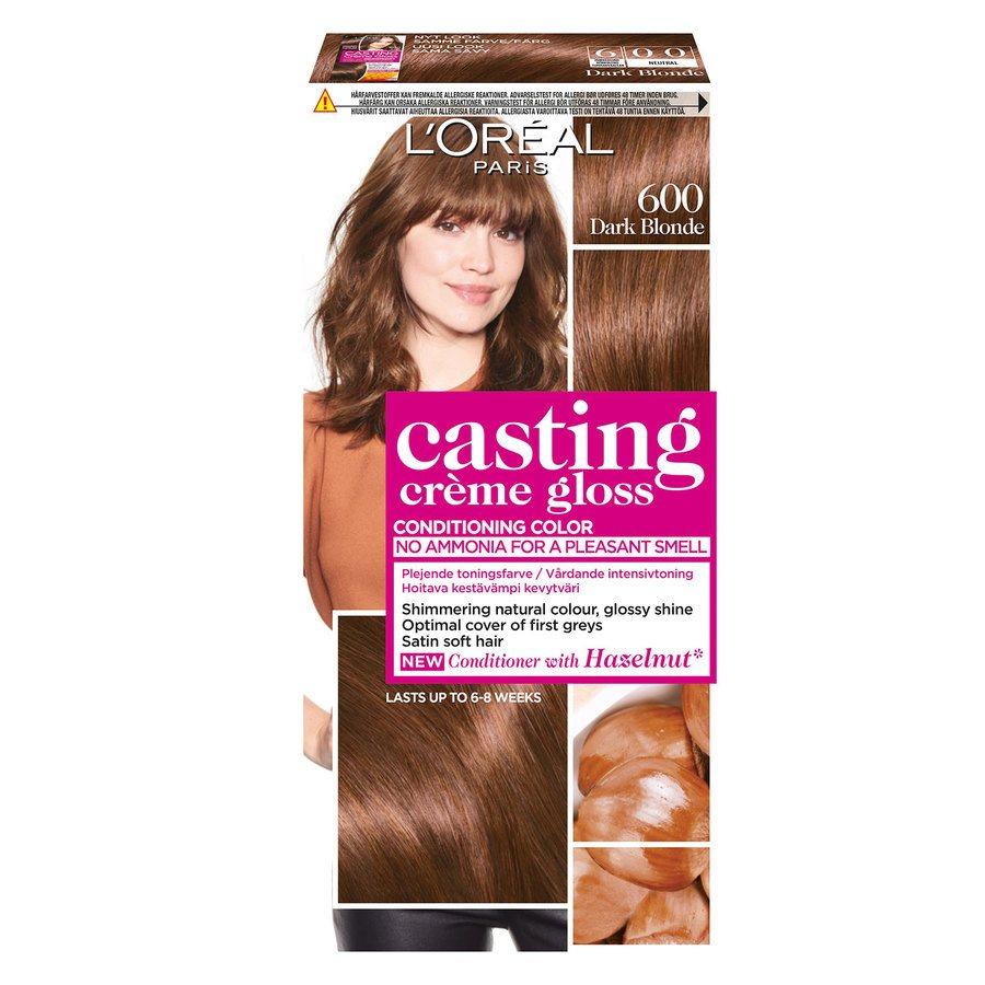 L'Oréal Paris Casting Creme Gloss 600 Mørk blond