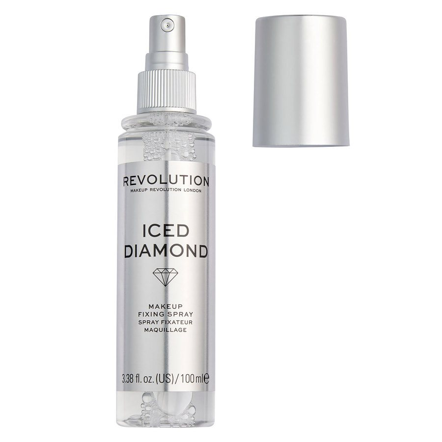 Makeup Revolution Precious Stone Fixing Spray Iced Diamond 100ml