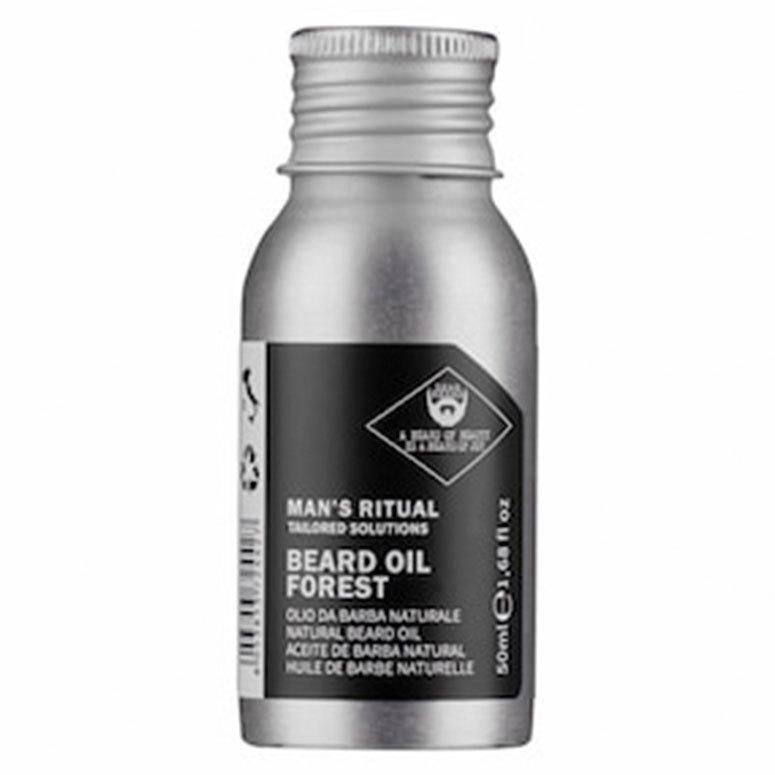 Dear Beard Man's Ritual Beard Oil Forest 50ml