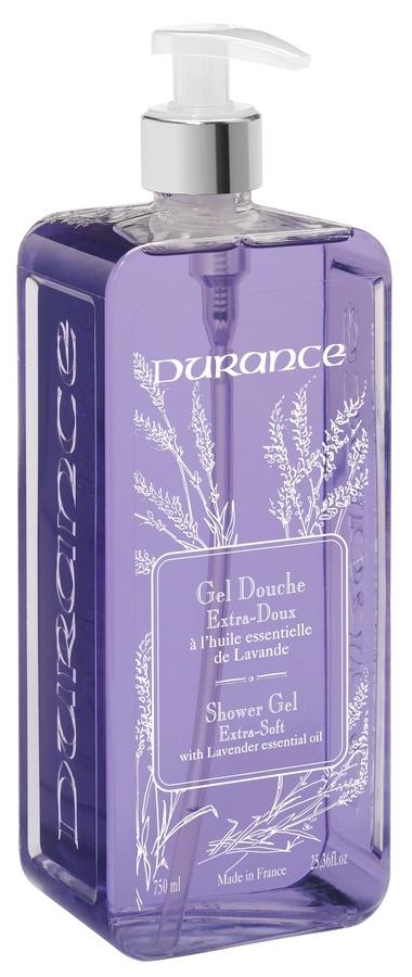 Durance Liquid Marseille Soap With Lavender Dusjgele 750ml