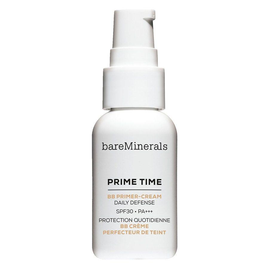 BareMinerals Prime Time BB Primer Cream Daily Defense SPF 30 Light 30ml