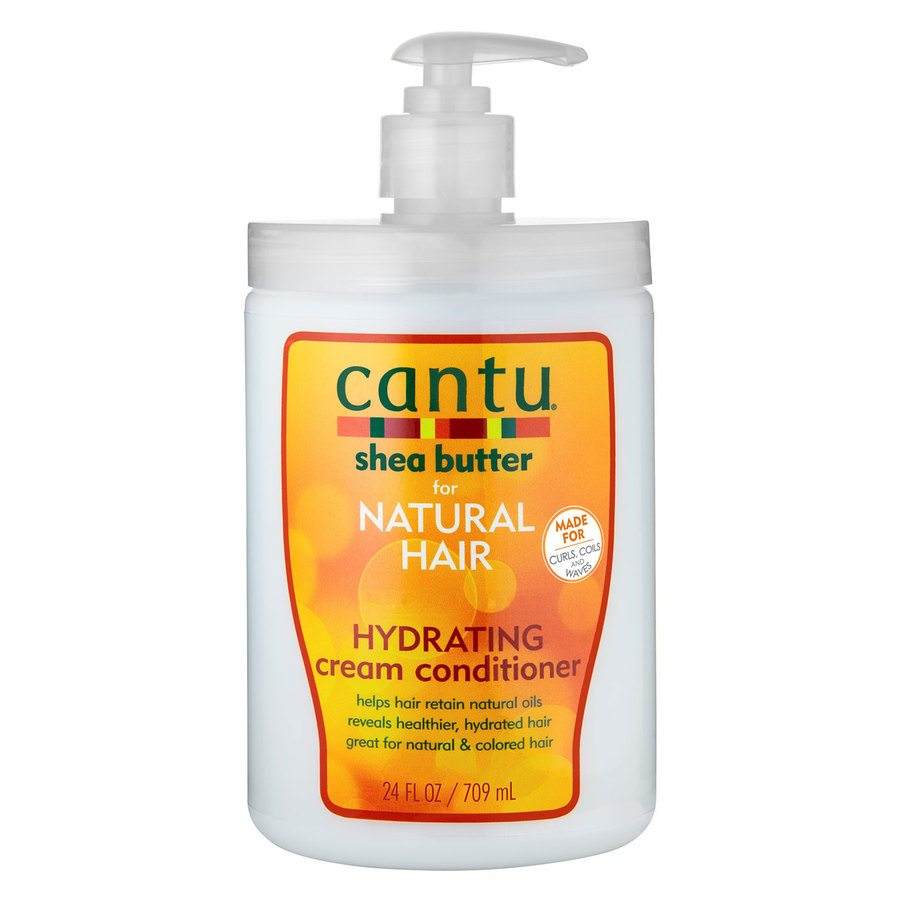 Cantu Shea Butter For Natural Hair Hydrating Cream Conditioner 709g