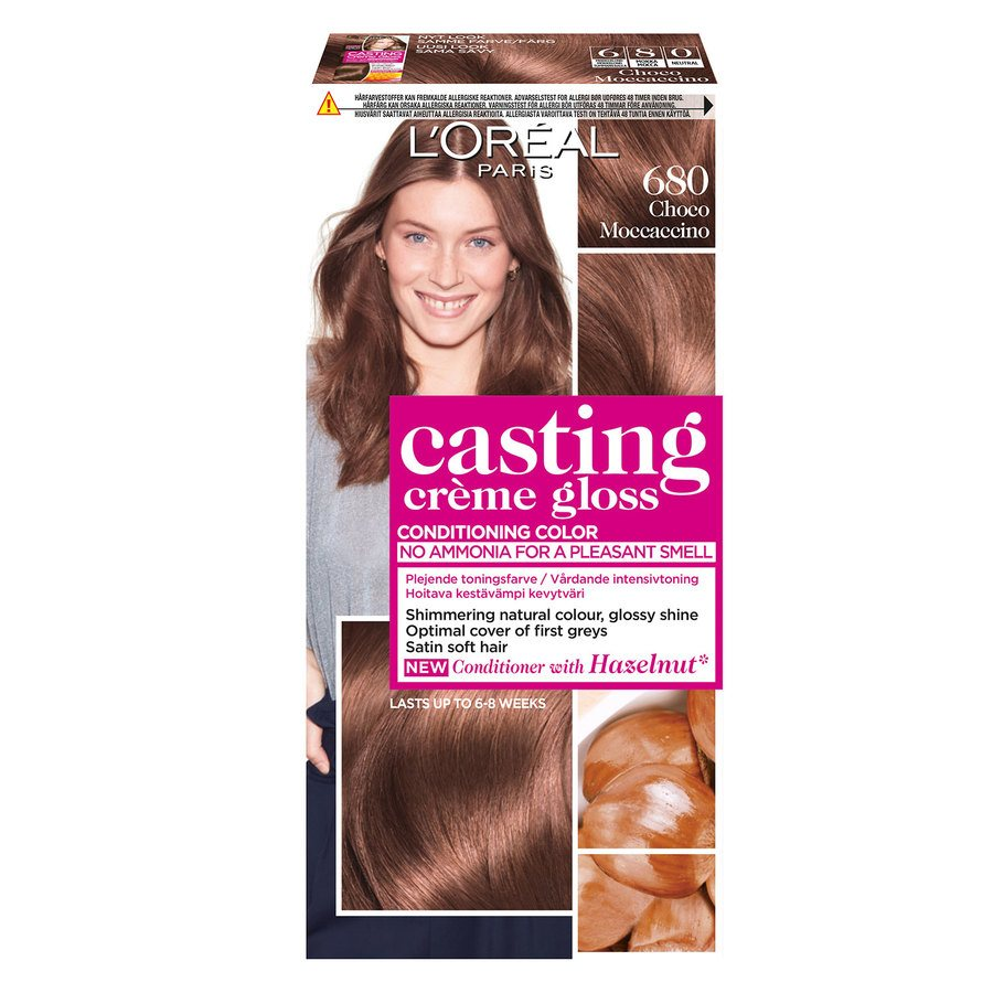 L'Oréal Paris Casting Creme Gloss 680 Choco Moccaccino