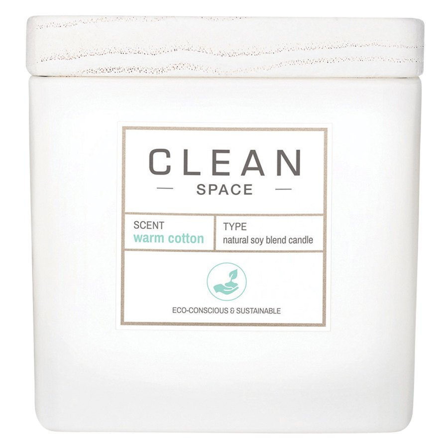 Clean Warm Cotton Candle 227g