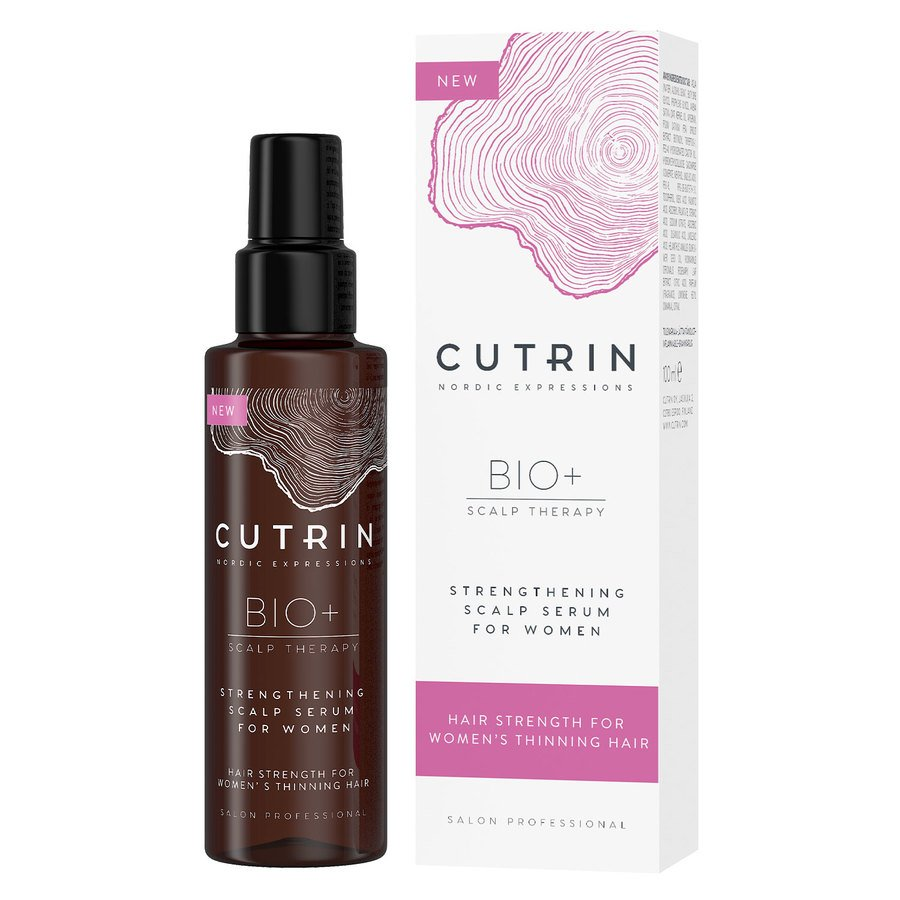 Cutrin BIO+ Strenghtening Scalp Serum for Women 100 ml