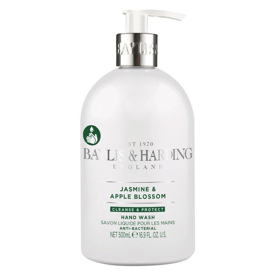 Baylis & Harding Jasmine & Apple Blossom Luxury Anti-Bacterial Hand Wash 500ml
