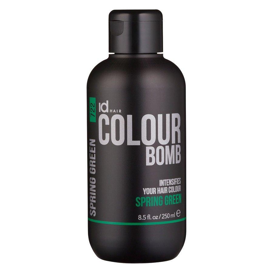 Id Hair Colour Bomb Spring Green 250ml