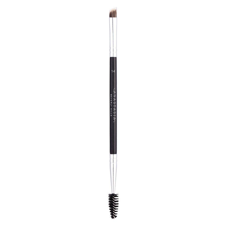 Anastasia Beverly Hills Brush 14 Dual Ended Firm Detail Brush