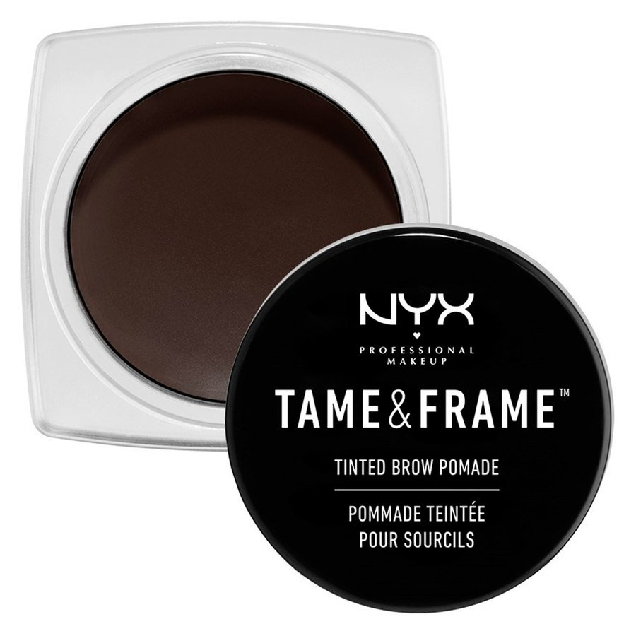 NYX Professional Makeup Tame & Frame Tinted Brow Pomade 05 Black  5g