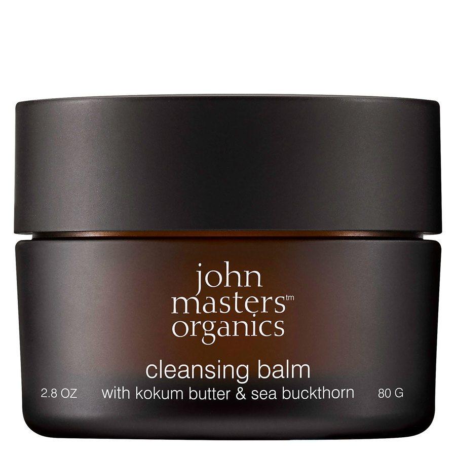 John Masters Organics Cleansing Balm With Kokum Butter & Sea Buckthorn 80g