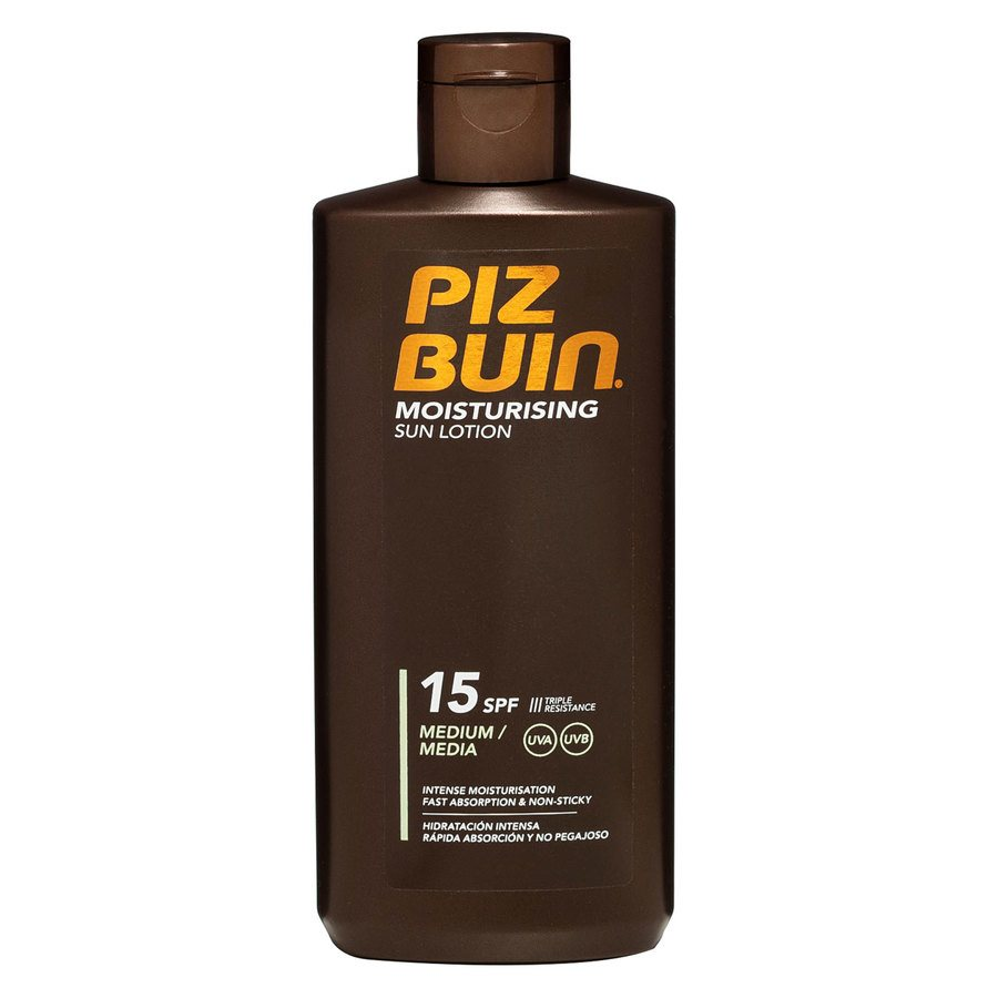 Piz Buin Moisturizing sun Lotion 200ml SPF15