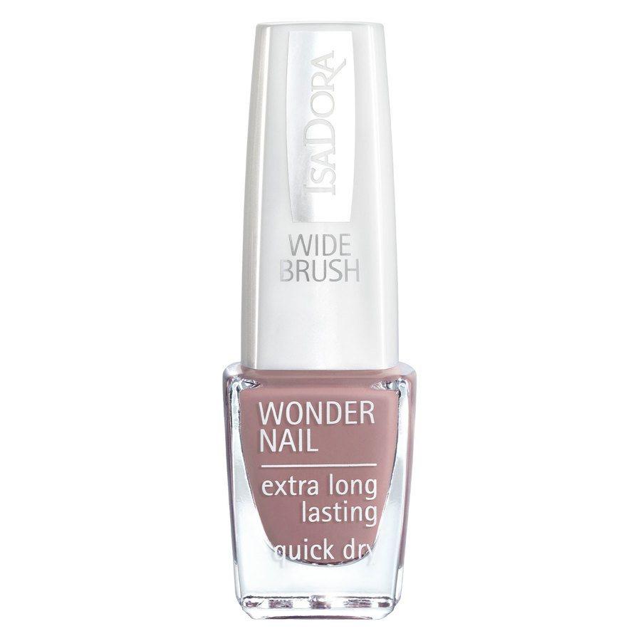 IsaDora Wonder Nail Wide Brush #577 Cream Supreme 6ml