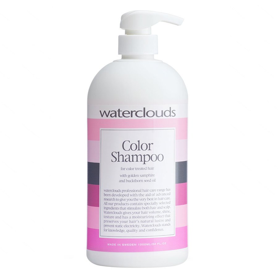 WaterClouds Color Shampoo 1000ml