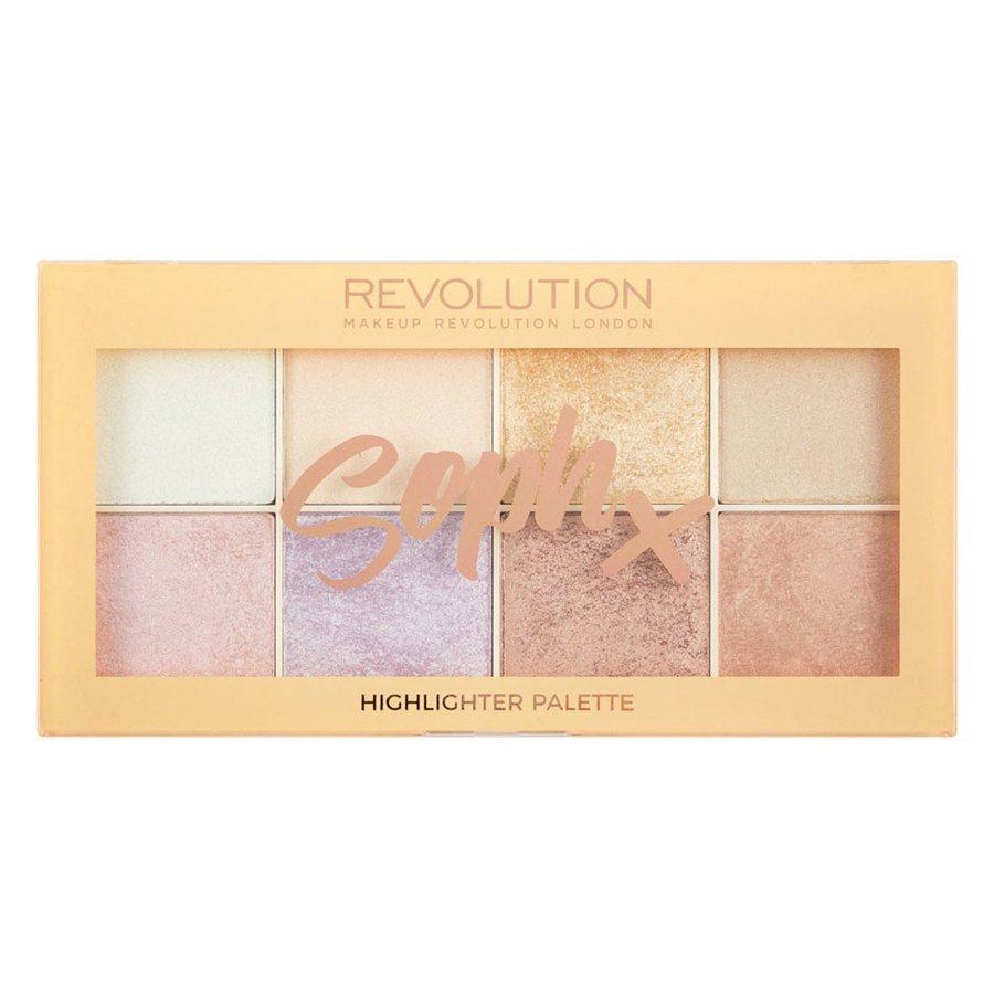 Makeup Revolution Soph Highlighter Palette 15g