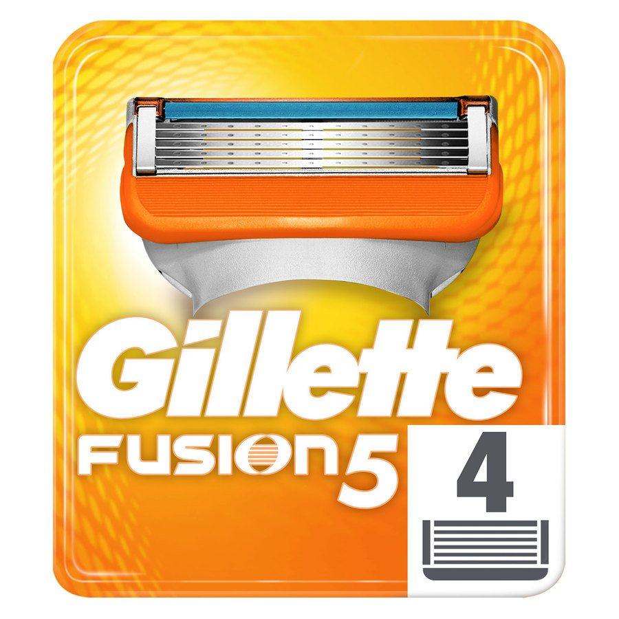 Gillette® Fusion5 4Pac