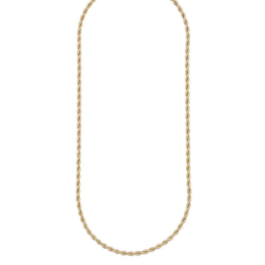 Snö Of Sweden Chase Hege Necklace 50 Plain Gold