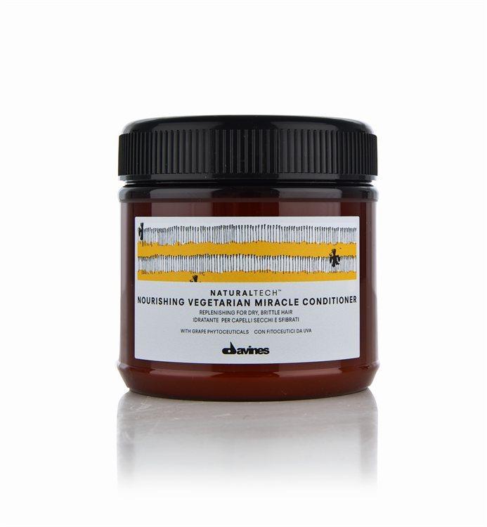 Davines Naturaltech Nourishing Vegetarian Miracle Conditioner 250ml