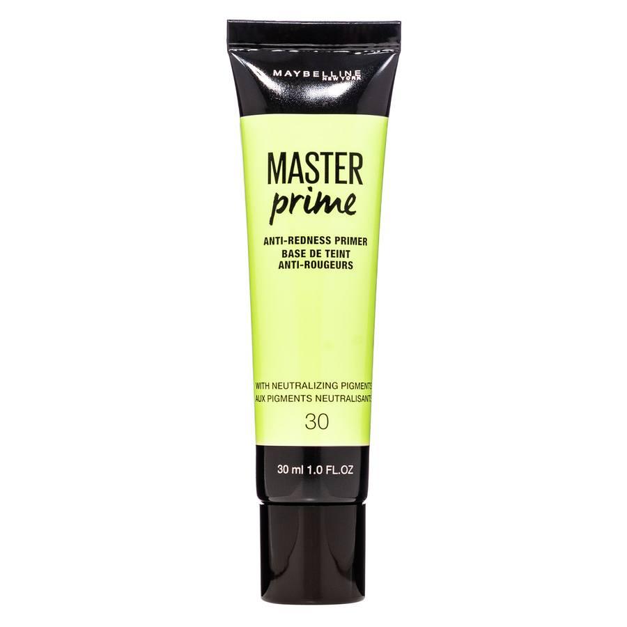Maybelline Master Prime Anti-Redness Primer Base 30ml