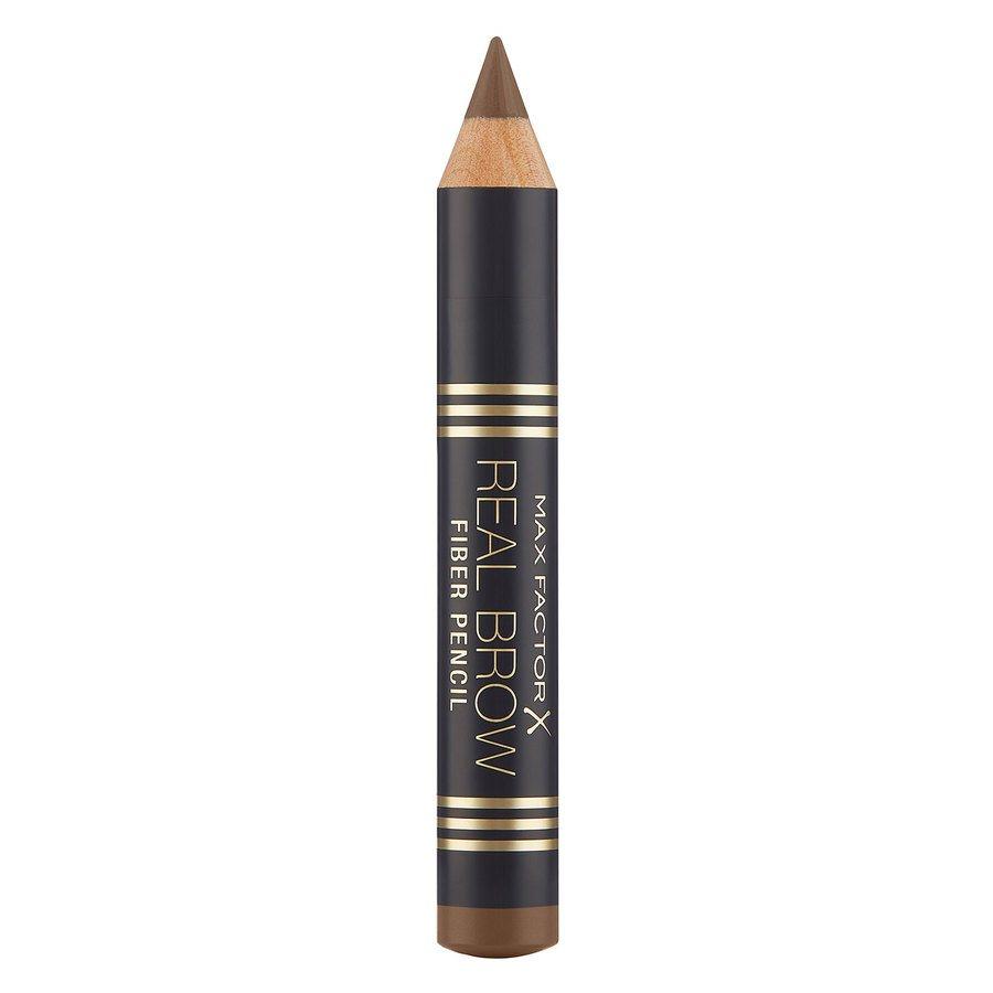 Max Factor Real Brow Fiber Pencil 001 Light Brown 1,83g