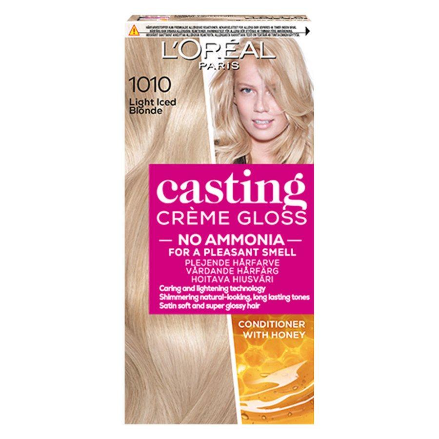 L'Oréal Paris Casting Creme Gloss 1010 Light Iced Blonde