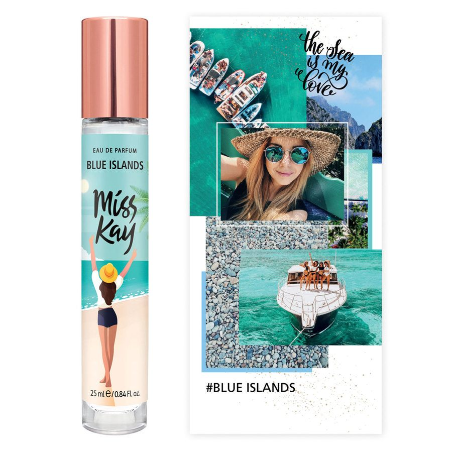 Miss Kay Blue Islands Eau De Parfum 25ml