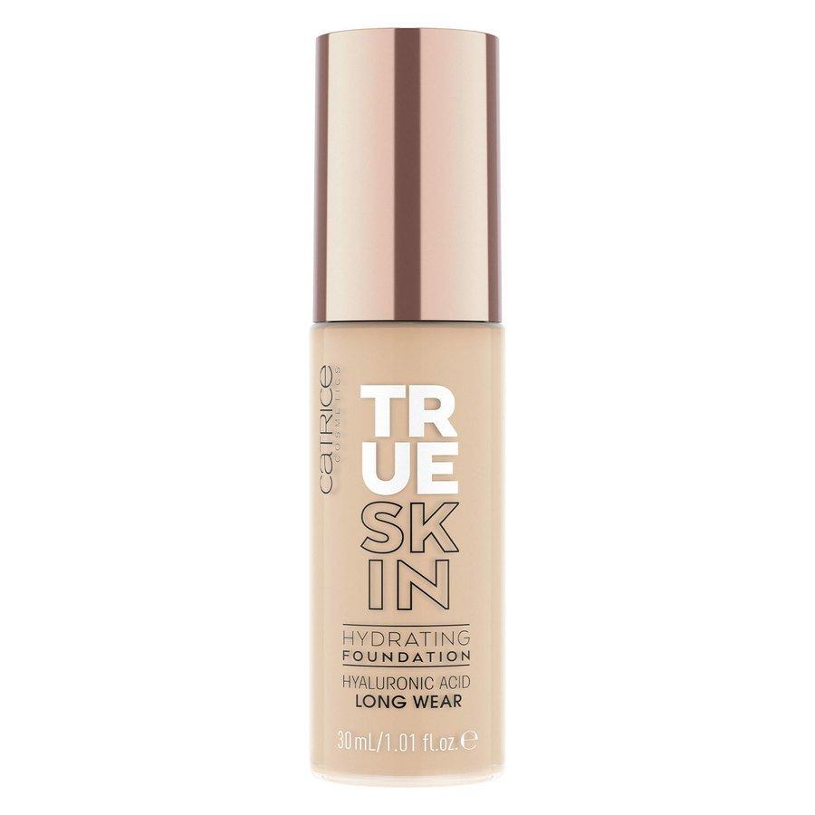 Catrice True Skin Hydrating Foundation 015 Warm Vanilla 30ml