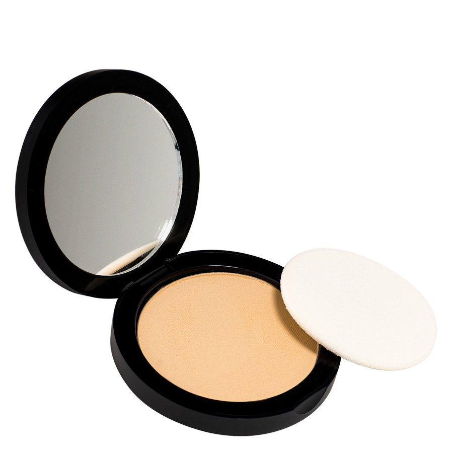 Glo Skin Beauty Pressed Base Golden Medium 9g