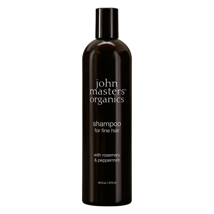 John Masters Organics Shampoo for Fine Hair With Rosemary & Peppermint 473ml