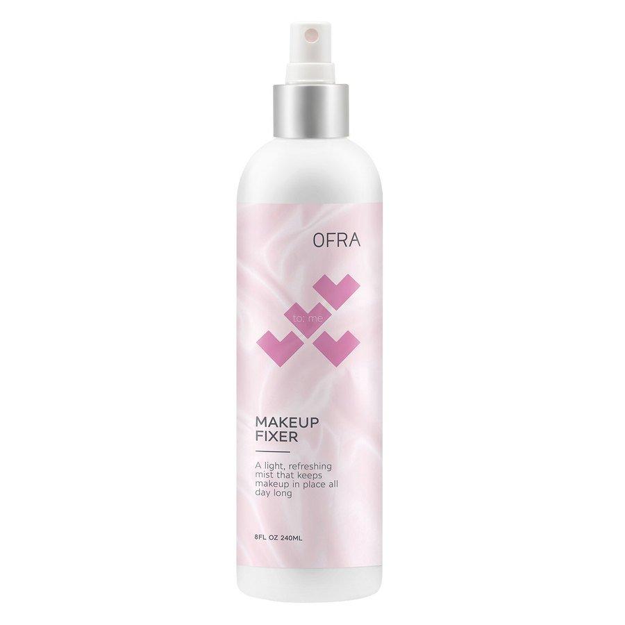 Ofra Rose Makeup Fixer Setting Spray 240ml
